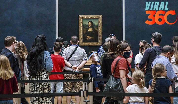 Reabren museo de Louvre tras cuatro meses