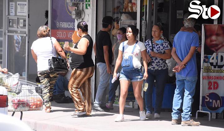 Advierten sanciones para quienes no usen cubrebocas en La Laguna