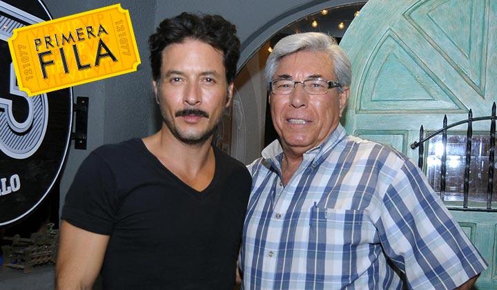 Padre del actor Raúl Méndez lucha por su vida