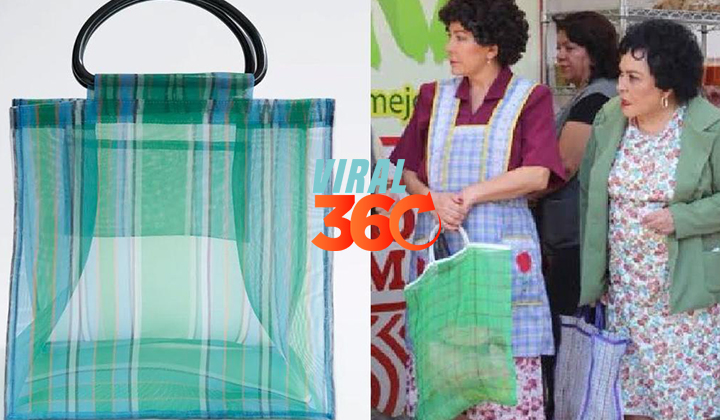 Tunden en redes a Zara por su diseño de bolsa para el mandado