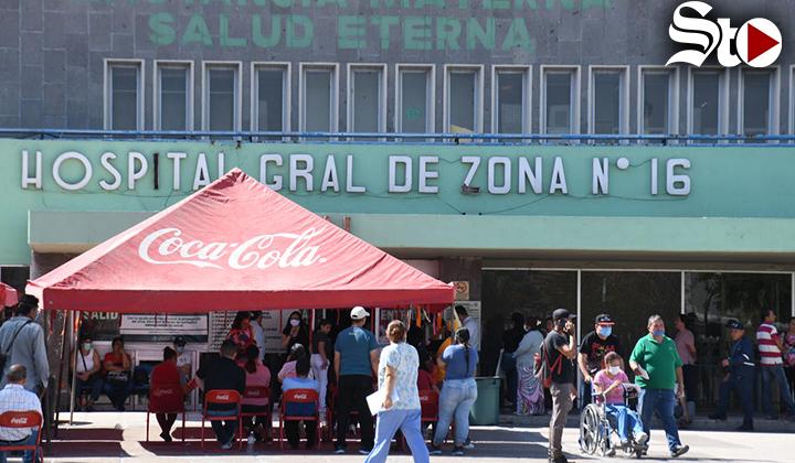 Entrega IMSS bono COVID-19 a trabajadores de salud en Coahuila
