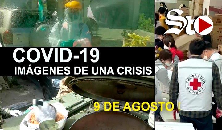 Covid-19 Imágenes de una crisis en el mundo