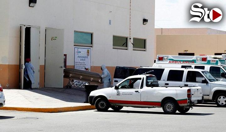 Hospital General de Torreón, al 70% de su capacidad en atención