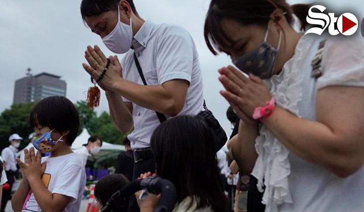 Conmemora Japón bombardeo nuclear de Hiroshima