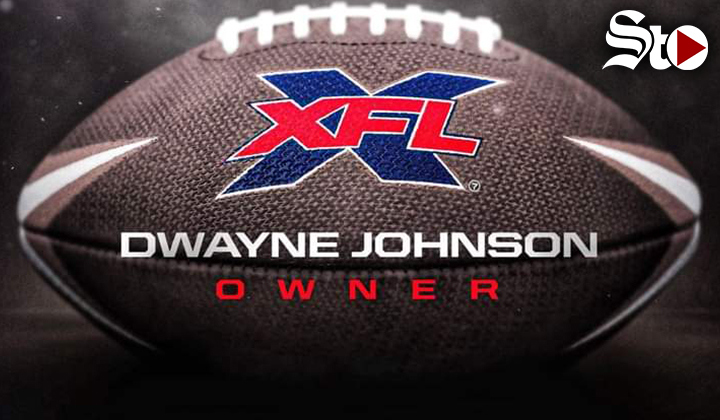The Rock compra la XFL por 15mdd
