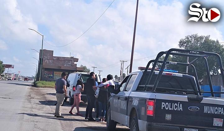 Fallece hombre en trayecto al hospital en Gómez Palacio