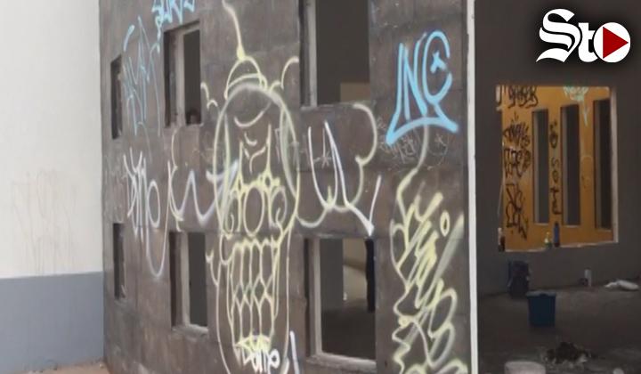 Skate Park abandonado operará como oficinas municipales