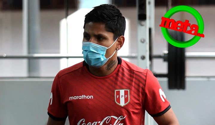 Dos jugadores peruanos dan positivo por COVID-19