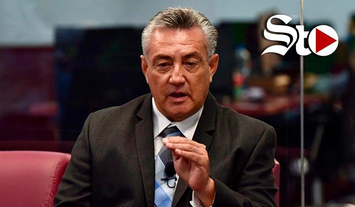 Alejandro Gutiérrez, nuevo titular de Tránsito y Vialidad