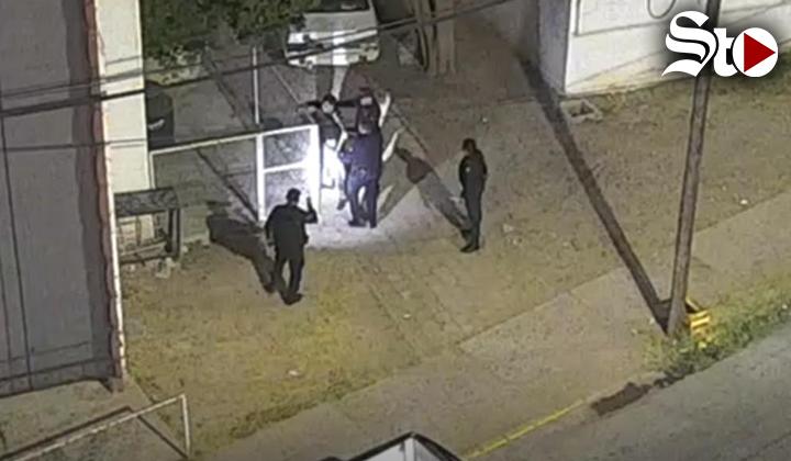 Detienen en flagrancia a presunto ladrón en Torreón