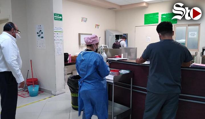 Hospital General de Torreón llega a 90% de ocupación COVID