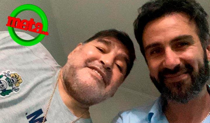 Investigan a médico de Maradona por presunta negligencia