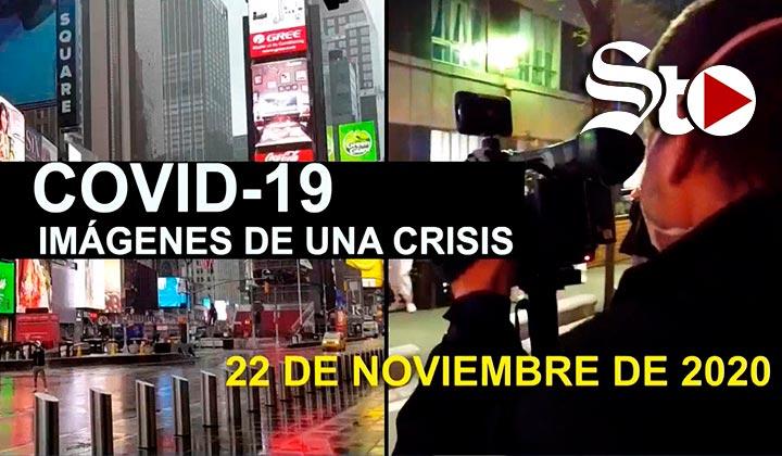 Imágenes de una crisis en el mundo