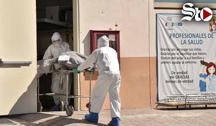 En 12 horas HG de Torreón reporta 5 muertes de pacientes COVID