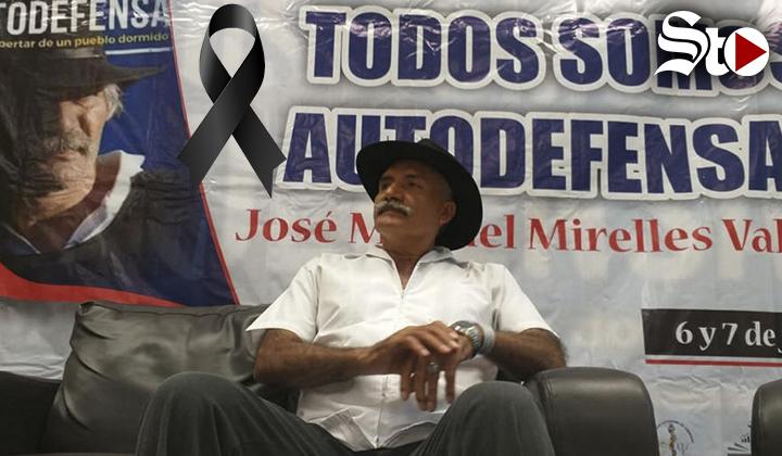 Fallece el exlíder de las autodefensas, José Manuel Mireles