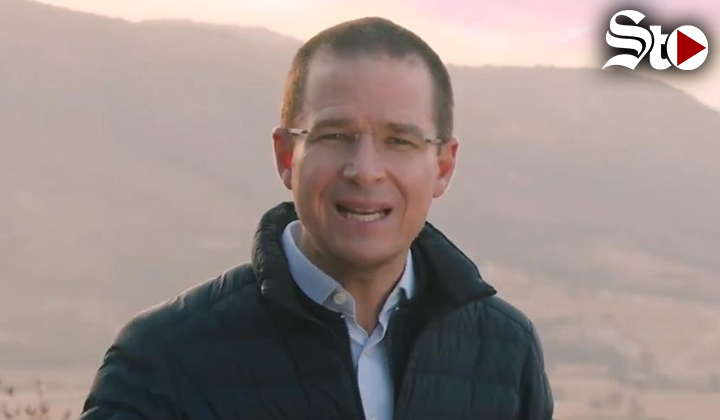 Ricardo Anaya anuncia que buscará la Presidencia de México