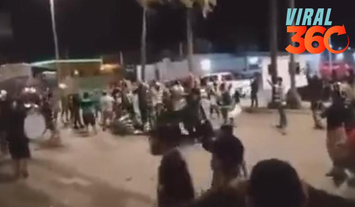 Aficionados al Santos Laguna protagonizan pelea en Mazatlán