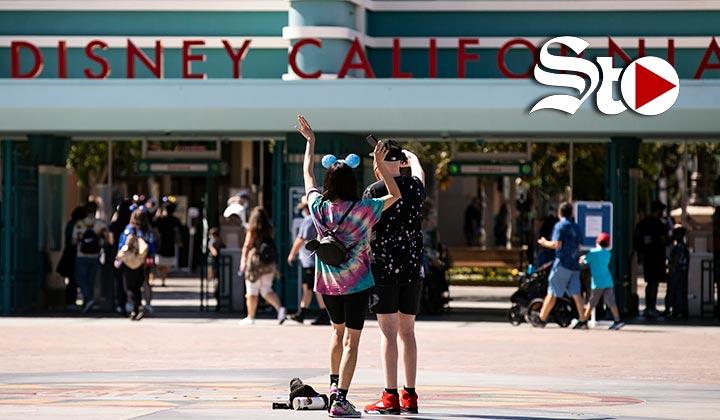 Disneyland reinicia actividades tras más de un año cerrado