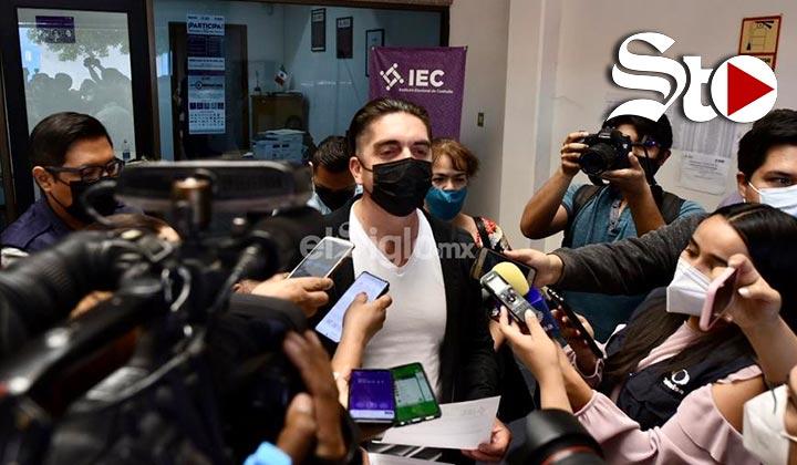 Se arma en Torreón conato de riña por Fernando Salazar en IEC