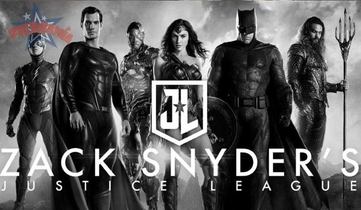 ¿Cuatro horas de superhéroes? ZACK SNYDER'S JUSTICE LEAGUE