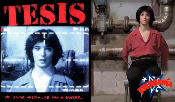 'Tesis', la película que revolucionó el cine español