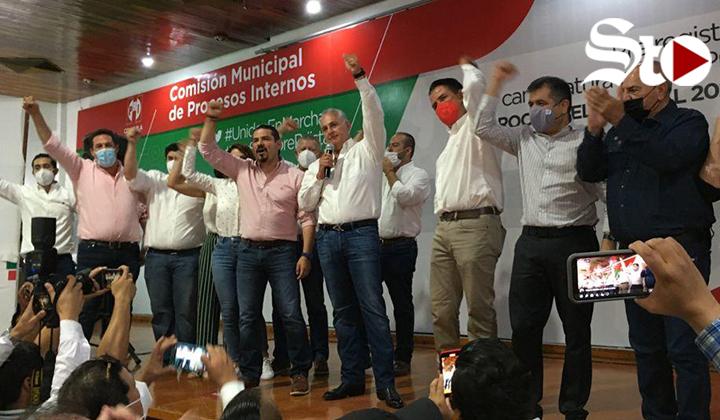 Se proclama Román Cepeda ganador de alcaldía en Torreón