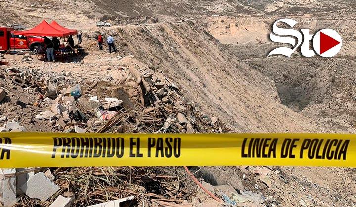 Buscan restos de presunta víctima de feminicidio en Torreón
