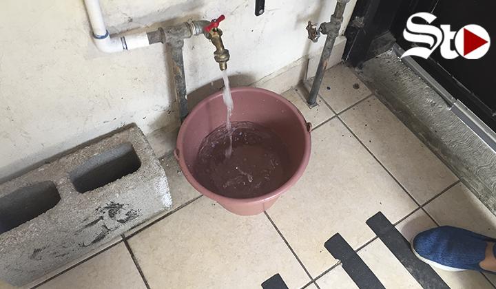 Falta de agua es una situación crítica: Raymundo Rodríguez