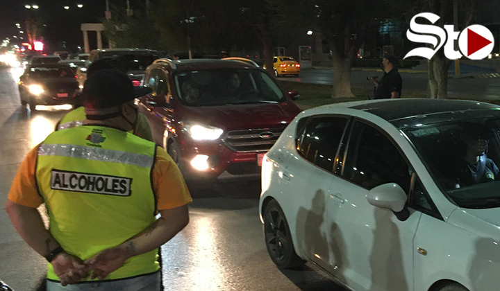 Falso que alcoholímetros sean para recaudar multas: Zermeño
