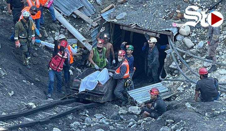 Localizan y rescatan sin vida a uno de los 7 mineros atrapados