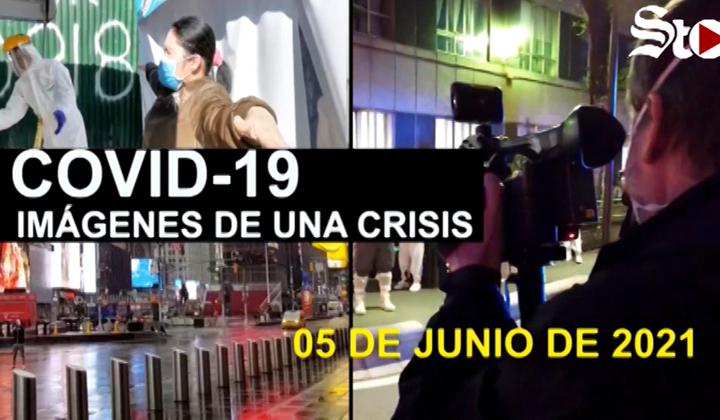 Covid-19 Imágenes de una crisis en el mundo del 05 de junio