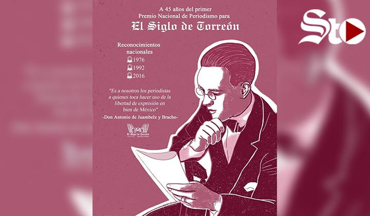 A 45 años del primer Premio Nacional de Periodismo de El Siglo