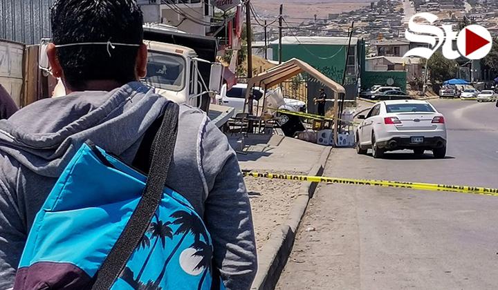 Arrojan cabezas humanas en dos mesas de votación en Tijuana