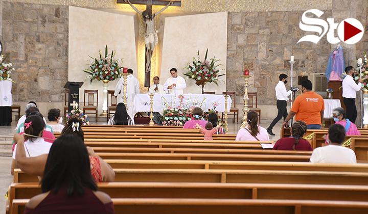 Autorizan aforo del 70% en iglesias y templos de La Laguna