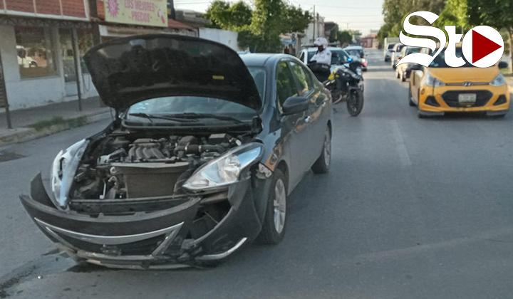Accidentes viales en Torreón suben durante junio