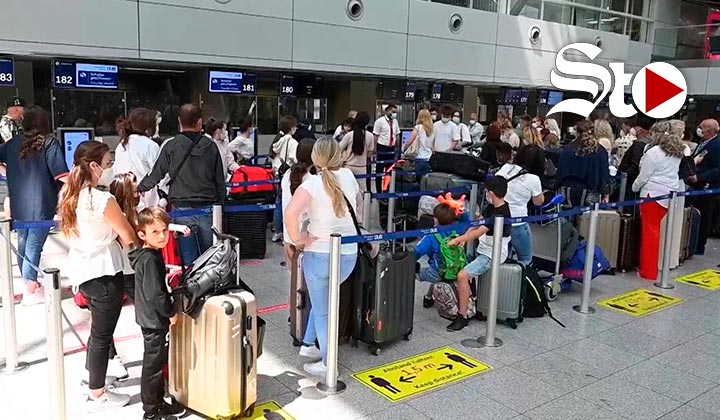 Alemania exige cuarentena a viajeros no inmunizados de España