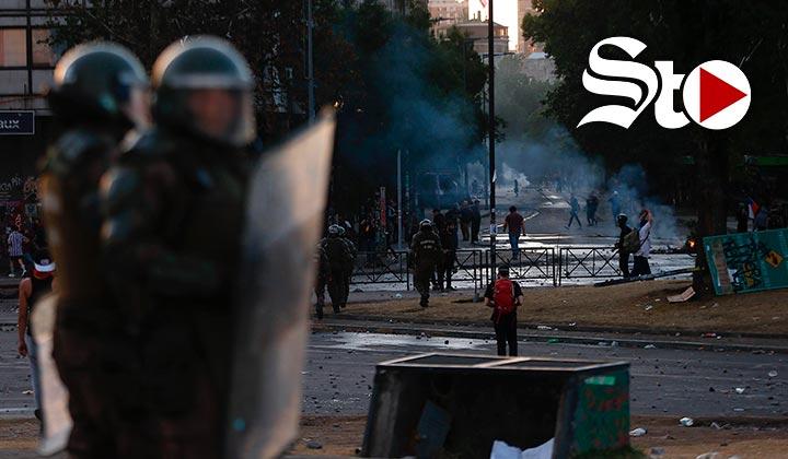 AI pide investigar altos mandos de Policía chilena