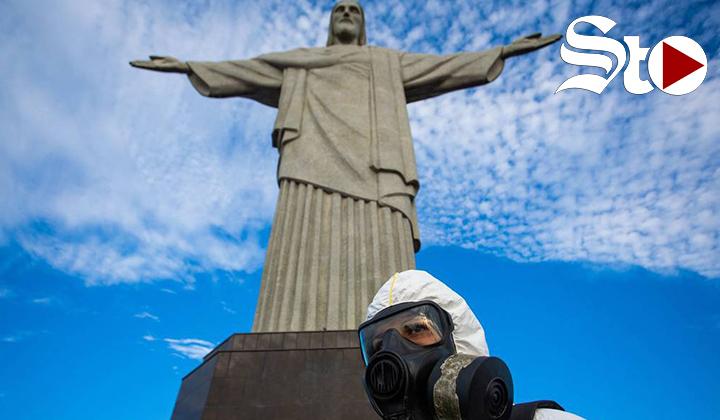 Pandemia da una tregua a Brasil bajo la amenaza de la variante
