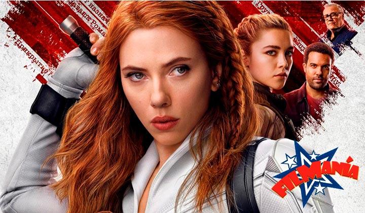 Black Widow: Una película solo para fanáticos