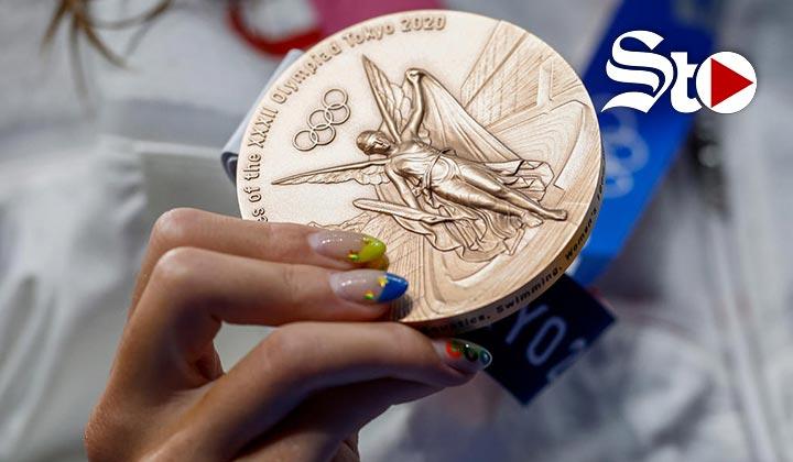 ¿Quiénes son los atletas mexicanos con más medallas olímpicas?