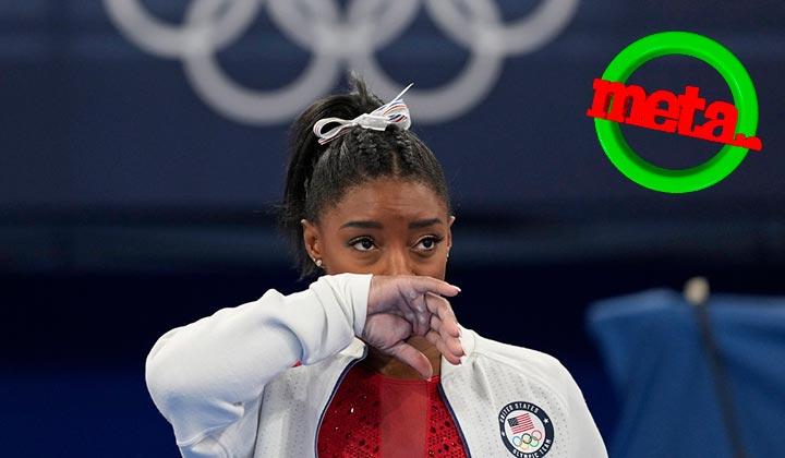Simone Biles cede ante presión en Juegos Olímpicos