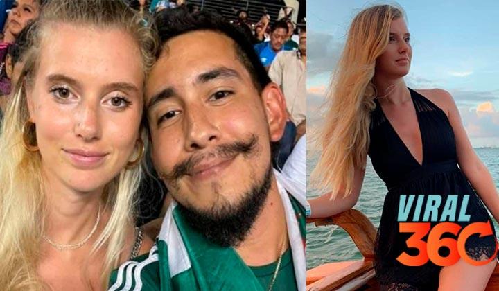 Shae, la novia del 'Toluco' que enamoró a los mexicanos