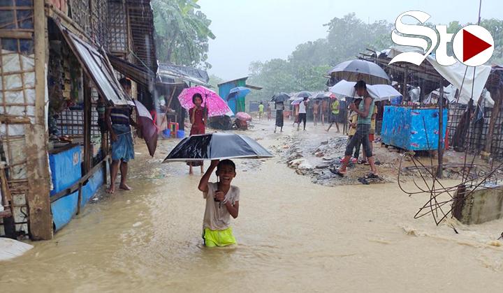 Lluvias dejan 14 muertos  en Bangladesh