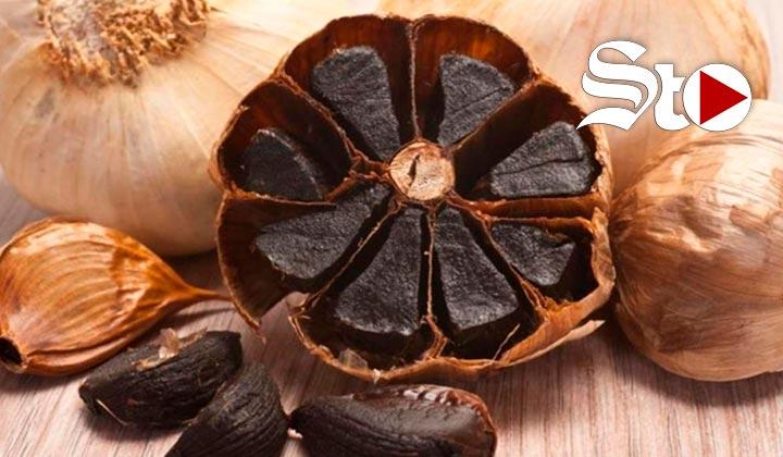 ¿Cuáles son los beneficios del ajo negro?