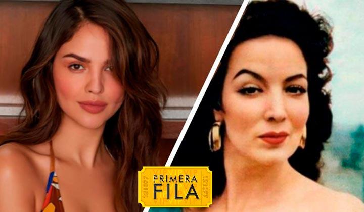 Eiza González protagonizará y producirá 'biopic' de María Félix