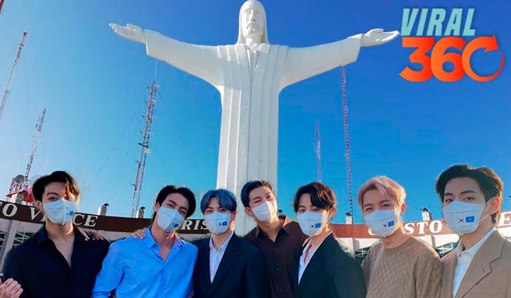 BTS llega de 'visita' a La Laguna
