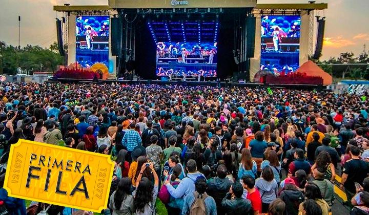 Regresan el festival Corona Capital 2021 de forma presencial