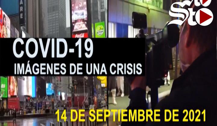 Covid-19 Imágenes de una crisis en el mundo del 14 de septiembre