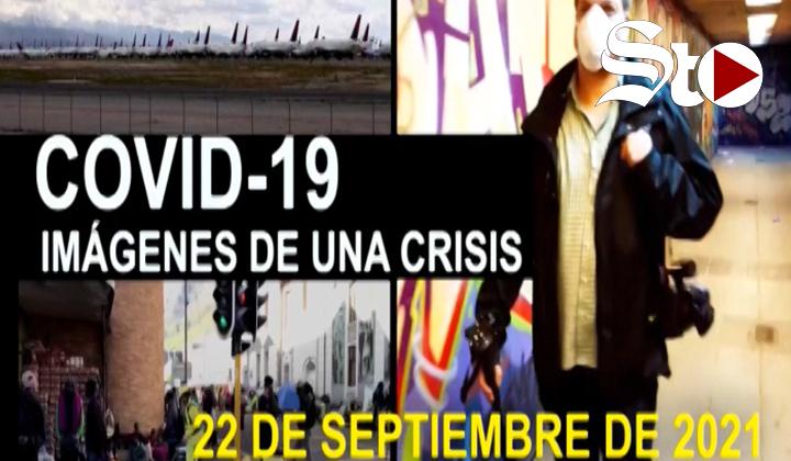 Covid-19 Imágenes de una crisis en el mundo del 22 de septiembre
