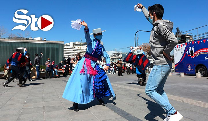Chile celebra sus segundas fiestas patrias en pandemia